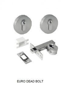 Lock for Hinge Door